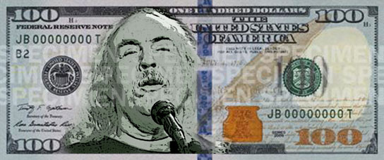 New $100 bill looks to outsmart counterfeiters